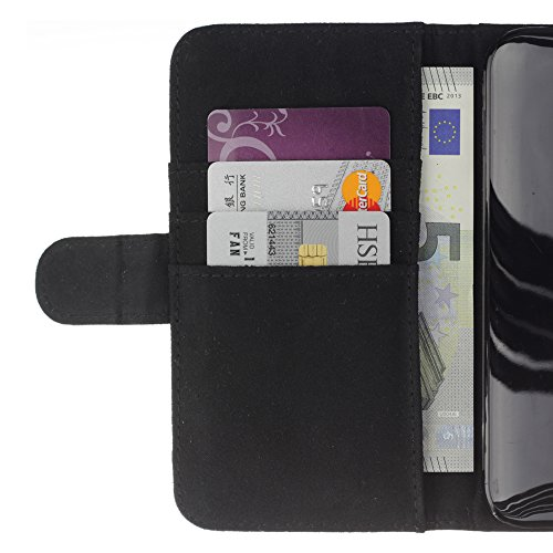 Lead-Star (Design I Love Coffee) Colorful Impression Holster Cuir Wallet Cover Housse Peau Cas Case Coque Pour Apple iPhone 5C