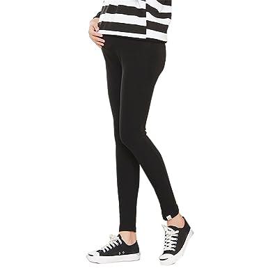 b4731fcba4fa7 QIANDUOO Comfortable Gravida Expecting Moms Adjustable Stretchy High Waist  Pants Maternity Legging Plus Size