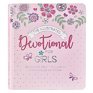 Illustrated Devotional For Girls