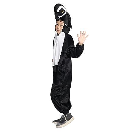 AN76 tamaños de 5-6 años pingüino traje para bebés y niños ...