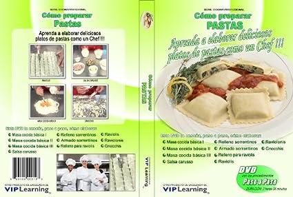 Curso Profesional De Pastas
