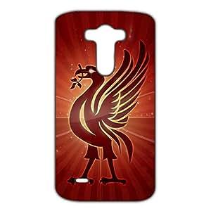 Fashion Design FC Liverpool FC Phone Case Cover For LG G3 3D Plastic Phone Case