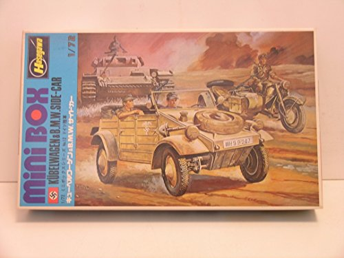 Hasegawa Models---1/72 Scale German WW II Kubelwagen for sale  Delivered anywhere in USA