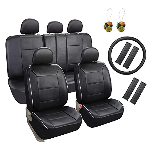 Leader Accessories Universal Leather Steering product image
