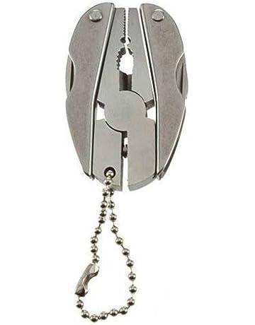 Juego de cortador multifunción de bolsillo Juego de destornillador de mini llavero plegables Regard