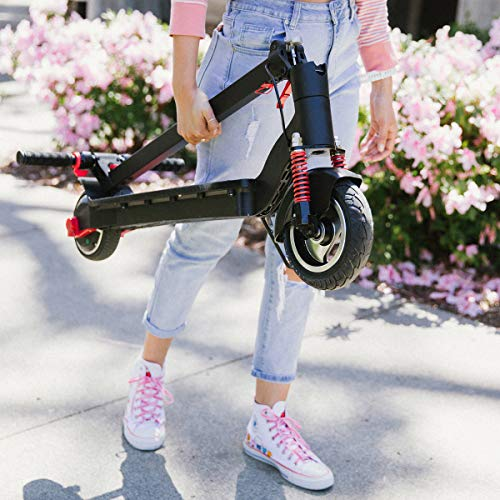 xprit folding electric scooter