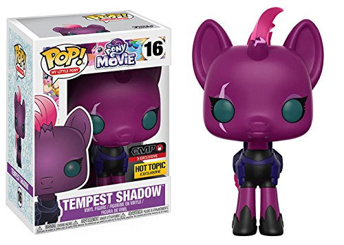 My Little Pony Movie - Tempest Shadow Pop! Vinyl (Best Mlps For Income)