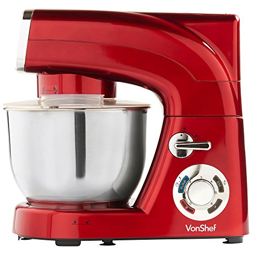VonShef Stand Mixer 6 QT 1200W product image