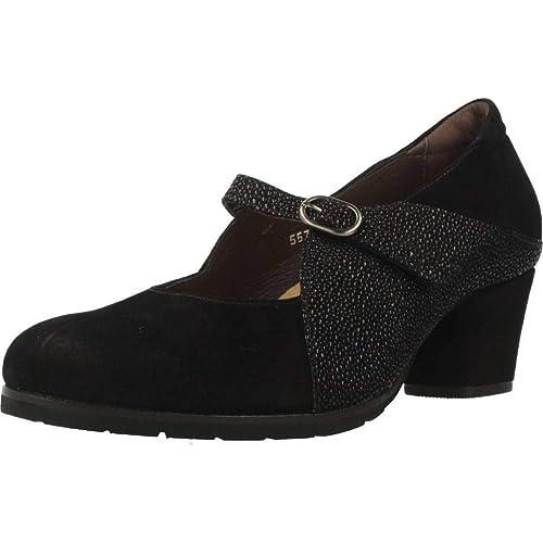 Cordones Para NegroMarca Mateo De Miquel Zapatos MujerColor eBordCx