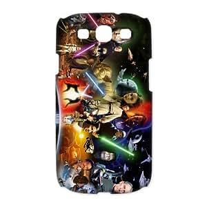 Movie Star Wars Samsung Galaxy S3 I9300 3D Hard Plastic Phone Case