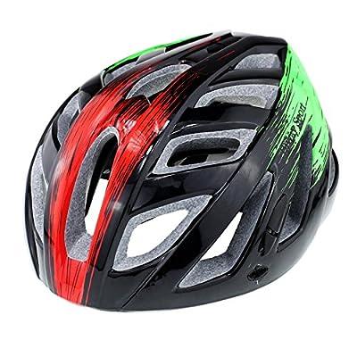 230g Ultra léger - Casque de vélo de qualité Airflow de première qualité spécialisé pour le vélo de route et de montagne - Casques certifiés de sécurit&eac