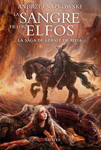 La sangre de los elfos (Alamut Serie Fantástica) Tapa blanda – 13 nov 2015 Andrzej Sapkowski José María Faraldo Jarillo 849889106X Fantasy