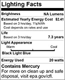 Sunlite 05645-SU CFL Black Light Bulb