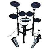 Carlsbro CSD130 Electronic Drum Set with Realistic Kick Review and Comparison