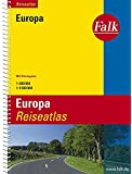 Falk Reiseatlas Europa (Falk Atlanten)