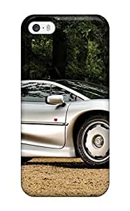 HDbOMxd12283hMNUn Tpu Phone Case With Fashionable Look For iphone 4s - Jaguar Xj220 36