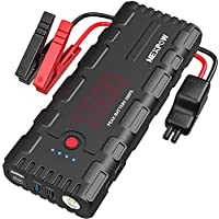 Nexpow 21800mAh 12V Auto Car Jump Starter Power Pack with USB Quick Charge 3.0
