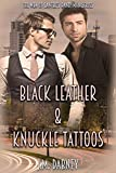 Black Leather & Knuckle Tattoos (The Men of Canter's Handyman Book 1)