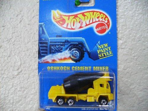 Oshkosh Cement Mixer - 6