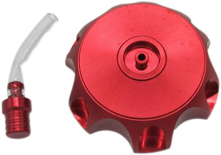 beartybohochic/® CNC Aluminium Gaz R/éservoir de Carburant Bouchon Reniflard /Évent ATV Dirt Pit Bike 50 70 90 110cc
