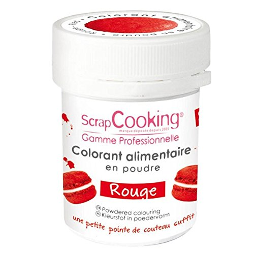 Food coloring - Red