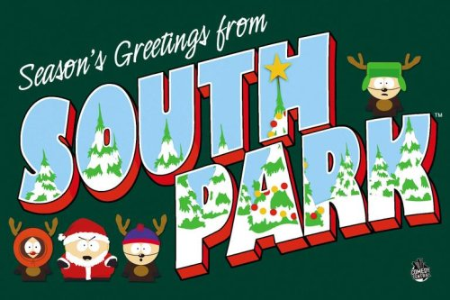 Season's Greetings from South Park Text fb2 ebook