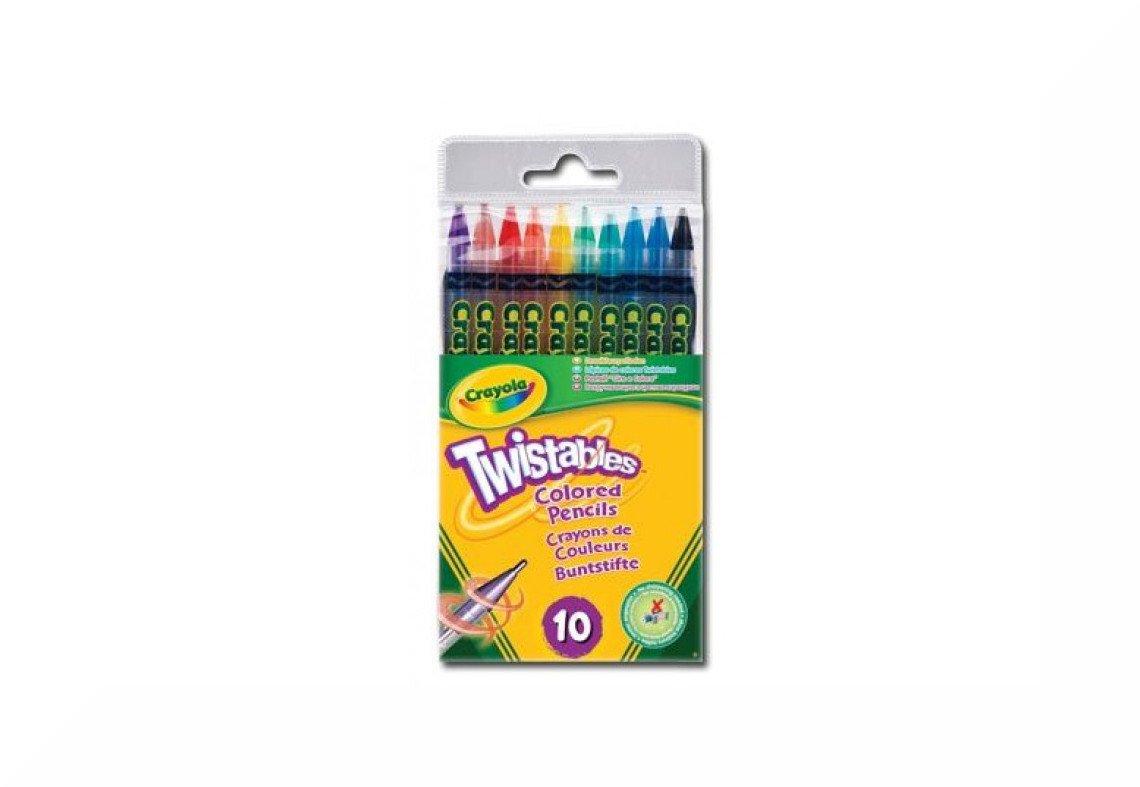2 HB 68-7503 L/ápices De Grafito N/úm Crayola