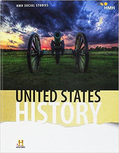 Hmh Social Studies United States History: Student Edition 2018: HOLT MCDOUGAL: 9780544454149: Amazon.com: Books