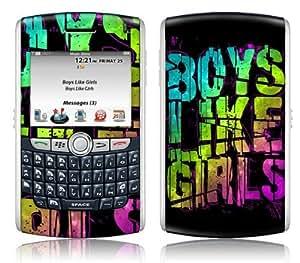Zing Revolution MS-BLG10067 BlackBerry 8800 Series- 8800-8820-8830- Boys Like Girls- Chops Skin