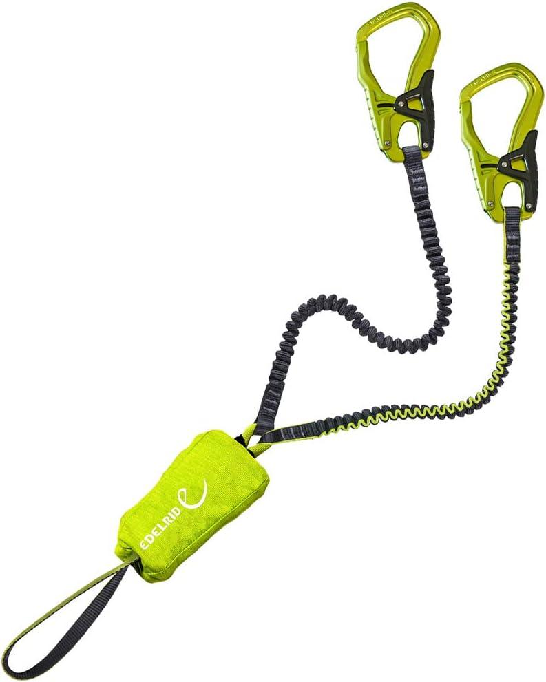 Kletter-Helm Gurt Gr/ö/ße S EDELRID Klettersteigset Cable Comfort 5.0