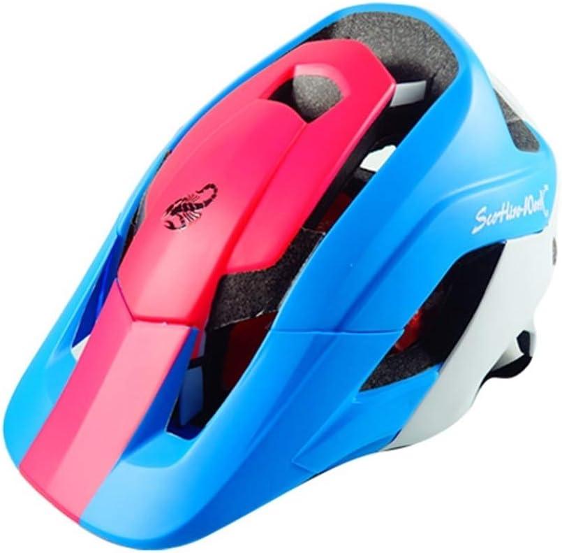 MXLTIANDAO 自転車 ヘルメット 調整可能 超軽量 通気 サイズ調整可能 自転車用 男女兼用 58-63 cm 精巧 (SKU : Og8006rl)  Og8006rl