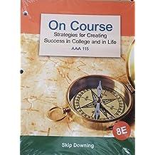 ACP ON COURSE STUDY SKILLS AAA 115
