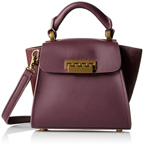 Top Iconic Zac Mini ZAC Wine Posen Eartha Handle 4qUwwIRx