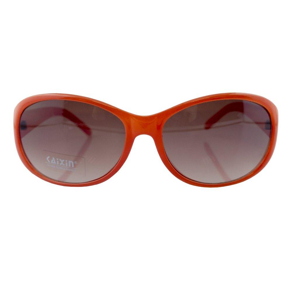 da sole chiaro occhiali A elegante 5 moda HAND rosso H1042 Ladies MzUqSpVG