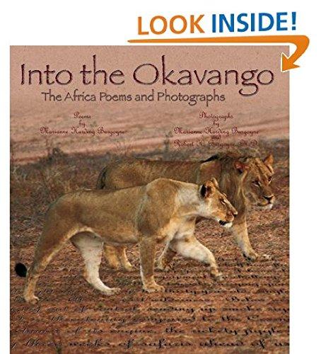 Into the Okavango: The Africa Poems and Photographs by Burgoyne & Burgoyne Pub