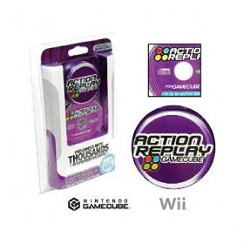 Replay Action Cheat Codes (GameCube Action Replay (Cheat Codes))
