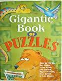 img - for Gigantic Book of Puzzles book / textbook / text book
