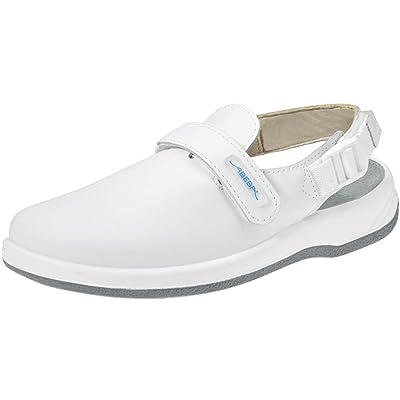 Abeba 8400-38 Arrow Chaussures sabot Taille 38 Blanc