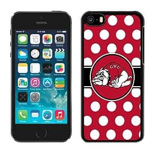 2014 Fashion Ncaa Big South Conference Gardner Webb Runnin Bulldogs Iphone 5c Case 38848
