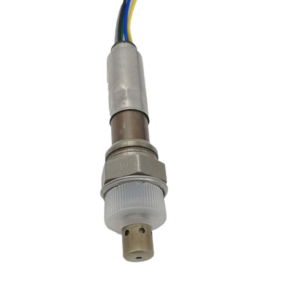 Exhaust NOX Sensor Nox Sensor Nitrogen Oxide Sensor Probe fit for A3 8P 1.6 FSi 03C907807D 03C907807C Germban 6 Wires 03C907807D NOXC3