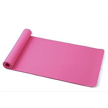 LLCP Eco-Friendly Yoga Mat, TPE de Doble Cara Fitness Pad ...