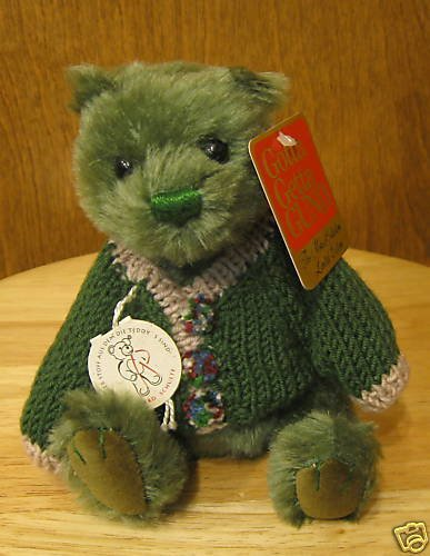 Gund Mohair Collection #9512 BENJAMIN, 7
