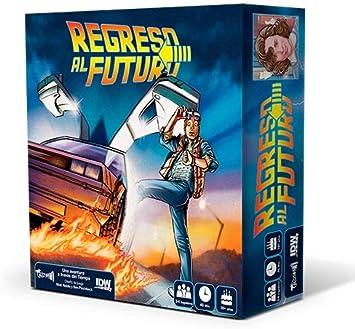 Crazy pawn Juego de Mesa Regreso al Futuro, multicolor (8436581780086) , color/modelo surtido: Amazon.es: Juguetes y juegos