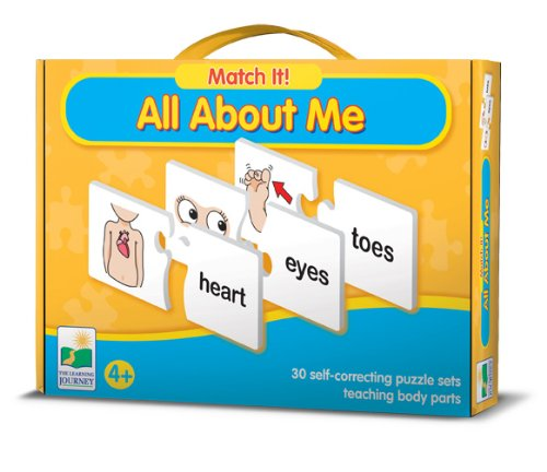 Word Match - The Learning Journey Match It! All About Me
