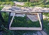 Diy Oak Coffee Table Black Walnut Table Fractalized Coffee Table/Bench Live Edge