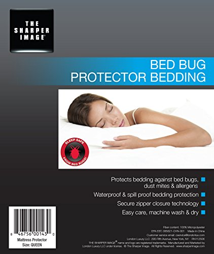sharper-image-waterproof-bed-bug-proof-dust-mite-proof-breathable-zippered-encasement-mattress-prote