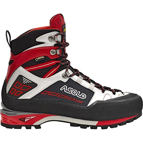 Asolo Freney XT GV Mountaineering Boot Black/Silver, 12.0