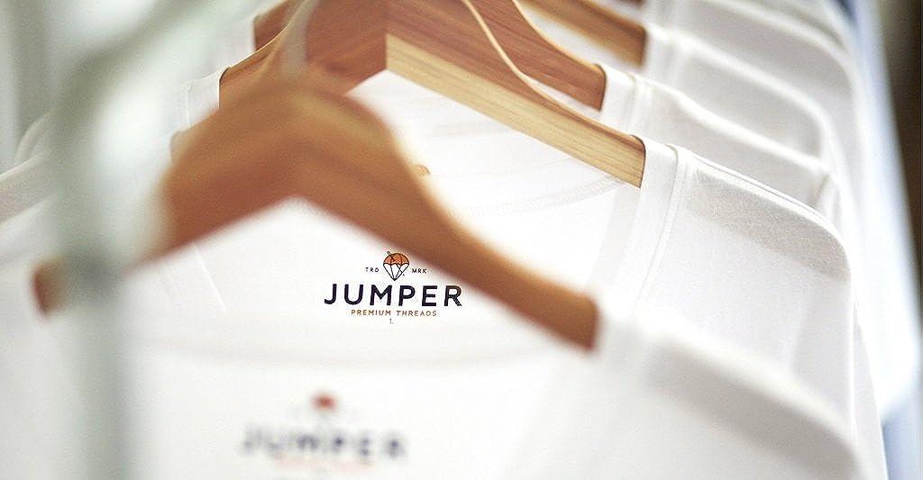 89562c28c Amazon.com: JUMPER Premium Threads Fitted Crew Neck Undershirt SM Work Week  Crew: Clothing
