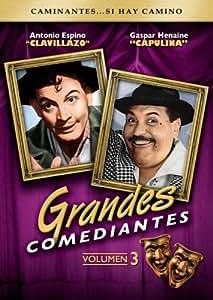 Grandes Comediantes Vol 3