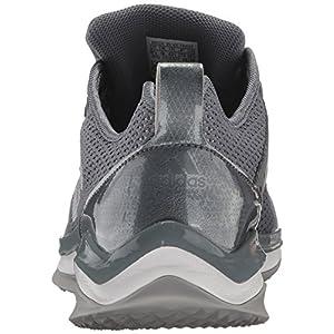 Adidas Men's Speed Trainer 3.0 Shoes, Onix/Metallic Silver/White, (10 Medium US)